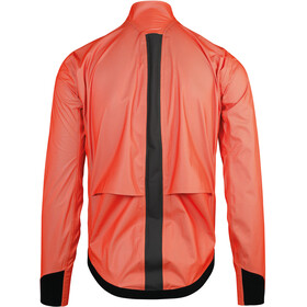 assos Èquipe RS Regnjakke, lolly red